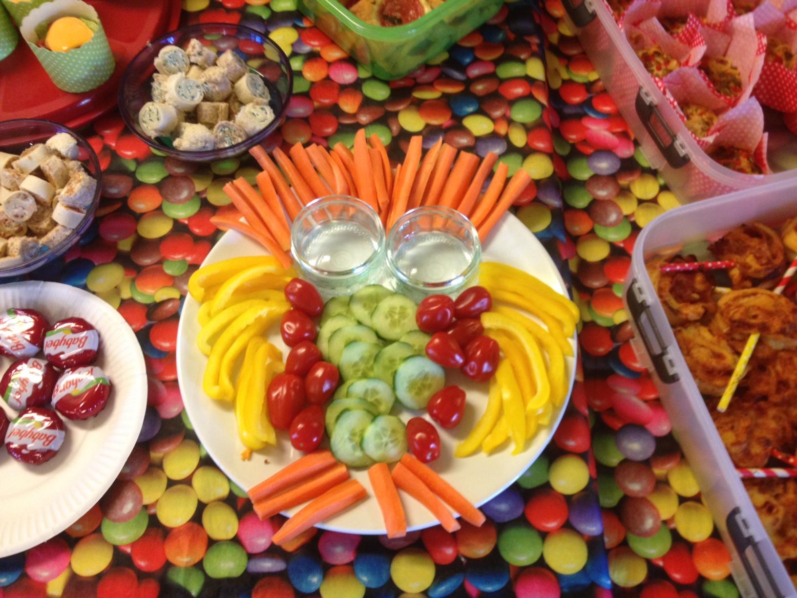 Bezaubernd Fingerfood Kindergeburtstag Ideen Von Foto Küchenhoff