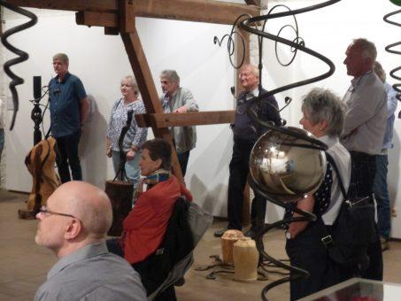 """Ausstellung """"Eisen-Holz"""""""
